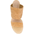 martinabb - woven slip-on wedges - Plutarice -