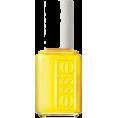 Lieke Otter - yellow nail polish - Uncategorized -