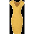 beleev  - yellow dress - Dresses -