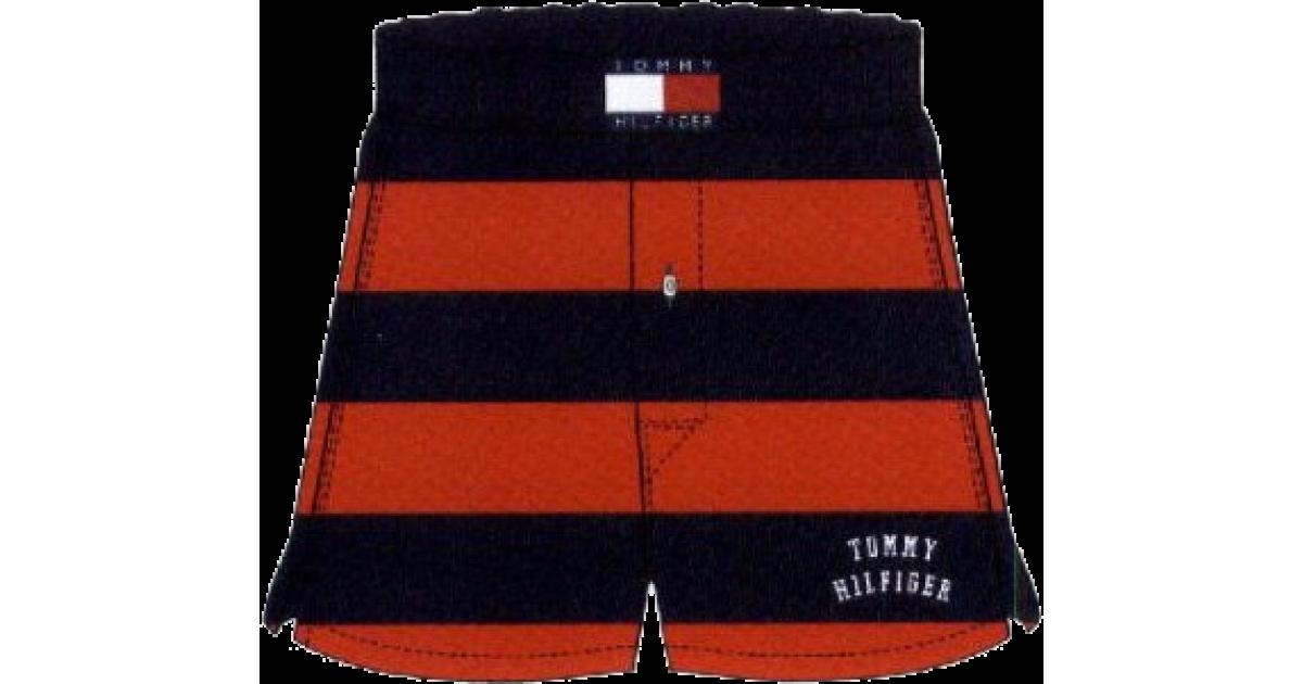 Tommy Hilfiger Mens Rugby Stripe Boxer