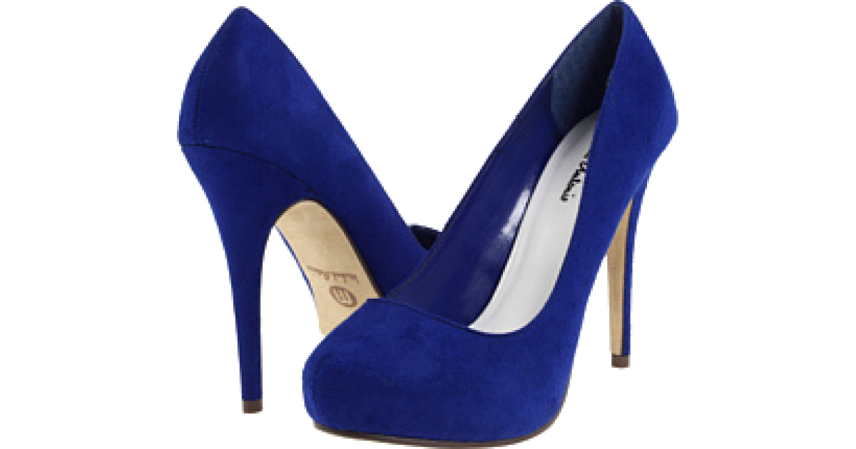 royal blue shoes - 736×552