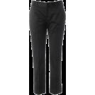 TOMORROWLAND (トゥモローランド) 裤子 -  サテンストレッチ クロップドパンツ