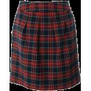 BEAMS(ビームス) Skirts -  チェックコクーンスカート_