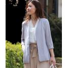 saorikouno Suits -  ノーカラージャケット
