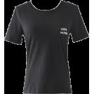 FECLOTHING T-shirts -  100% HUMAN SUMMER TEE