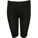 FineBrandShop Ghette -  17 Inches Seamless Leggings Black