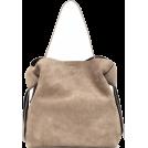 svijetlana2 Messenger bags -  ACNE STUDIOS Musubi Maxi suede shopper