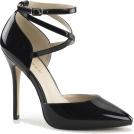 helloexo Classic shoes & Pumps -  ANKLE STRAP HEELS