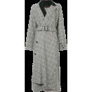 HalfMoonRun Jakne i kaputi -  AULA houndstooth coat