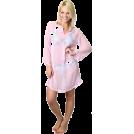 Alki'i Tunic -  Alki'i Misses Long Sleeve Tunic Cover up/Dress Baby Pink