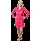 Alki'i Tunic -  Alki'i Misses Long Sleeve Tunic Cover up/Dress Hot Pink