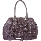 BCBGeneration Bag -  BCBG BCBGeneration Ryder Eggplant Satchel
