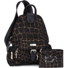 Baggallini Bag -  Baggallini Luggage Downtown Bag Print