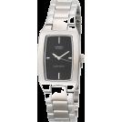 CASIO Watches -  Casio Men's MTP1165A-1C Silver-Tone Analog Bracelet Watch