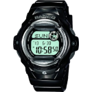 CASIO Watches -  Casio Women's Baby-G Black Whale Digital Sport Watch