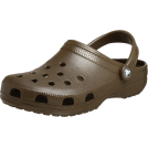 Crocs Loafers -  Crocs Unisex's Classic Clog Chocolate