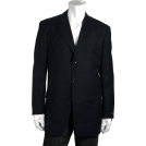 Jones New York Suits -  Jones New York Navy Wool LS 3 Button Sport Coat