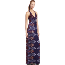 Sky Dresses -  Sky Women's Greenleaf Printed Maxi Dress