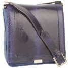 B. MAKOWSKY Bag -  B. MAKOWSKY Women's Harper Cross Body,Ink,One Size
