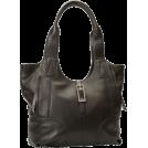 B. MAKOWSKY Bag -  B. MAKOWSKY Women's Metropolitan Tote,Black,One Size