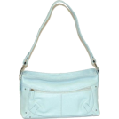 Buxton Carteras -  B-Collective Handbags by Buxton 10HB047.BL Shoulder Bag- Blue