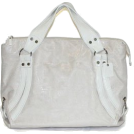 Buxton Carteras -  B-Collective Handbags by Buxton 10HB060.WH Hobo- White