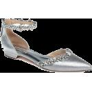 HalfMoonRun Flats -  BADGLEY MISCHKA flat shoe