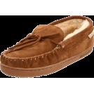Bearpaw Moccasins -  BEARPAW Men's Moc II Slip-On Hickory
