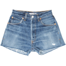 beautifulplace Shorts -  BLUE DENIM - JEANS SHORTS 23 Levi's