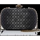 HalfMoonRun Clutch bags -  BOTTEGA VENETA clutch