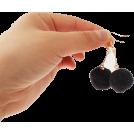 FECLOTHING Uhani -  Ball earrings
