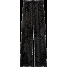 sandra  Pantaloni capri -  Balmain x H&M trousers