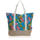 Pier 17 Bag -  Beach Bag by Pier 17 – Beach Tote Bag Extra Large and Roomy with Zipper Closure