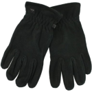 Quiksilver Manopole -  Black Bankrobber Gloves by Quiksilver