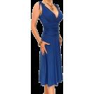 Blue Banana Dresses -  Blue Banana Cobalt Blue Grecia