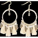 Bev Martin Orecchine -  Boho Tassel Earrings