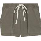 Briana Hernandez Shorts -  Drawstring cotton cargo shorts