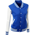 victoriaismine Jacket - coats -  Bright Blue Quin Jacket