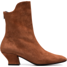 svijetlana2 Boots -  Brown Han 50 Suede Ankle Boots