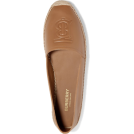 beautifulplace Flats -  Burberry | Logo-embossed leather espadri