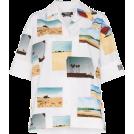 MATTRESSQUEEN  Рубашки - короткие -  CALVIN KLEIN 205W39NYC