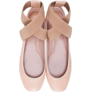 HalfMoonRun Sapatilhas -  CHLOÉ ballerina flat shoes