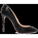 Evelin  Classic shoes & Pumps -  CHRISTIAN LOUBOUTIN Pigalle Follies 100