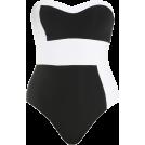 lence59 Kupaći kostimi -  CLASSIQUE BANDEAU ONE PIECE