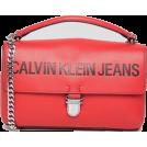 pavlova Hand bag -  Сумка сэтчел с цепочкой Calvin Klein Jea