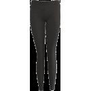 FineBrandShop Leggings -  Charcoal Cotton Leggings Full Length
