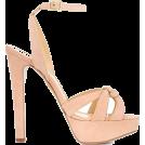 Aurora  Sandals -  Charlotte Olympia Pink Sandals