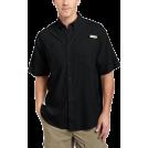 Columbia Shirts -  Columbia Men's Tamiami II Short Sleeve Shirt BlackSize: