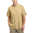 Columbia Shirts -  Columbia Men's Tamiami II Short Sleeve Shirt Lemon WhipSize: