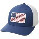 Columbia Шапки -  Columbia Men's PFG Mesh Ball Cap
